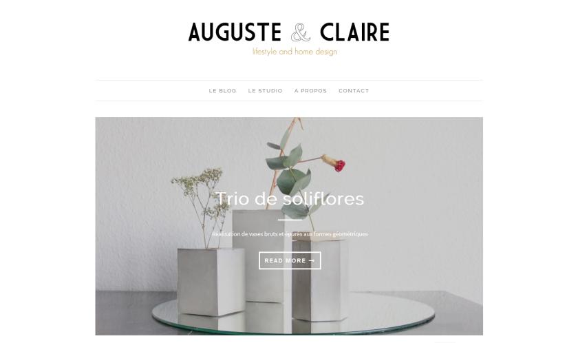 Auguste & Clair